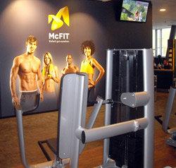 Mcfit abrir su primer gimnasio en andaluc a cmd sport for Gimnasio mcfit