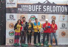 Alfredo Gil y Laia Andreu se llevan la Marató del Montseny