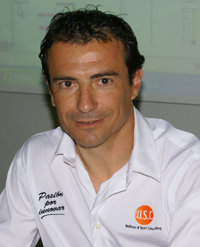Pablo Viñaspre, Gerente de Wellness & Sport Consulting (WSC).