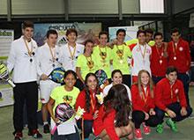 El campeonato de España por equipos de menores ya tiene vencedor