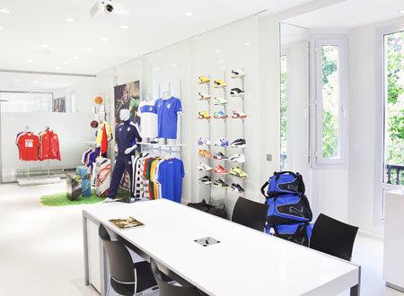 Puma inaugura oficinas en madrid cmd sport - Oficinas prosegur madrid ...
