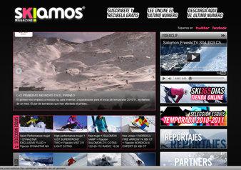 Euro-Sport lanza la segunda edición de la revista 'Skiamos'