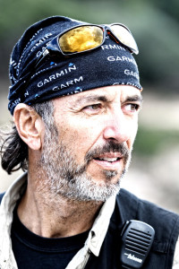 Carlos García Prieto, impulsor de la AETrail.