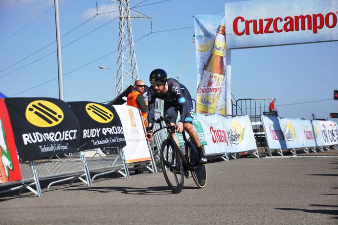 Rudy Project, proveedor oficial de la Vuelta Andalucía 2015