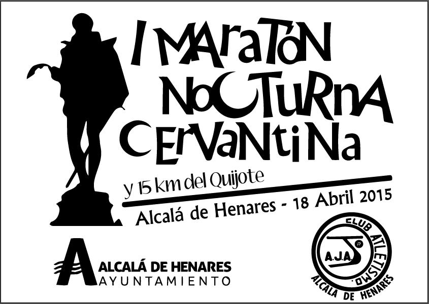 I Maratón Nocturna Cervantina y 15km del Quijote