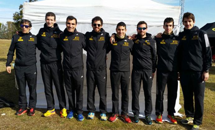 Solorunners sube al podio en el Campeonato de España de campo a través