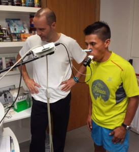 Cañellas recomienda hacerse revisiones médicas anuales que incluyan el estudio de la capacidad pulmonar.