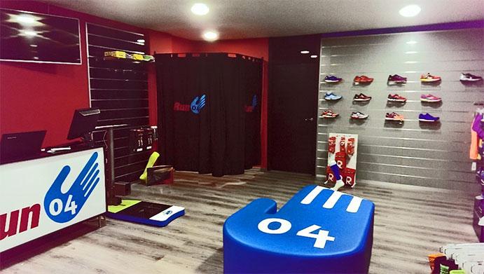 Run 04 abre en Cádiz su quinta tienda