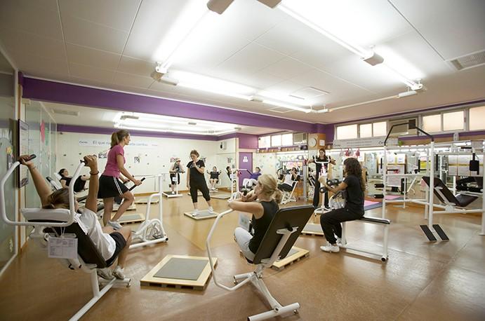 Curves programas de ejercicio s lo para la mujer cmd sport for Gimnasio 30 minutos