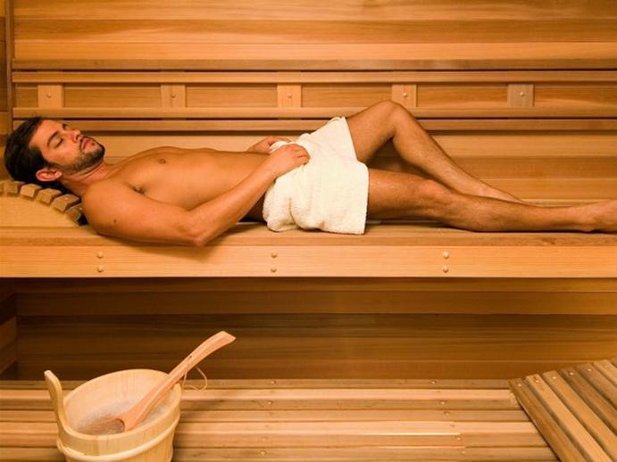 Utilizar la sauna alarga la vida