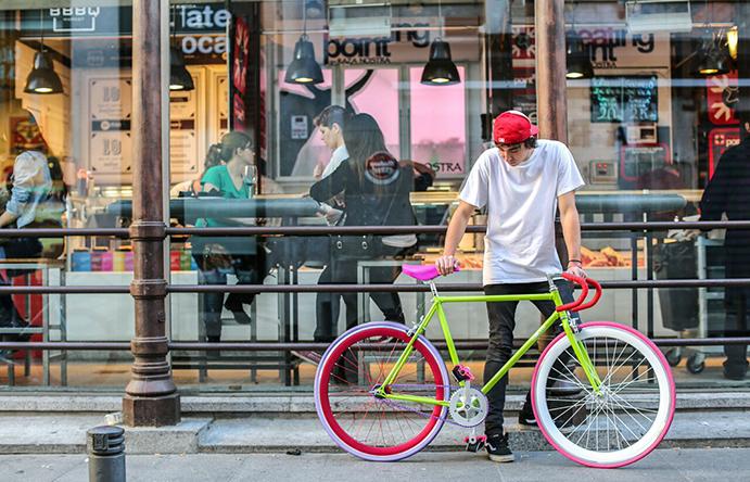 Nace la nueva marca de bicicletas urbanas Wobybi