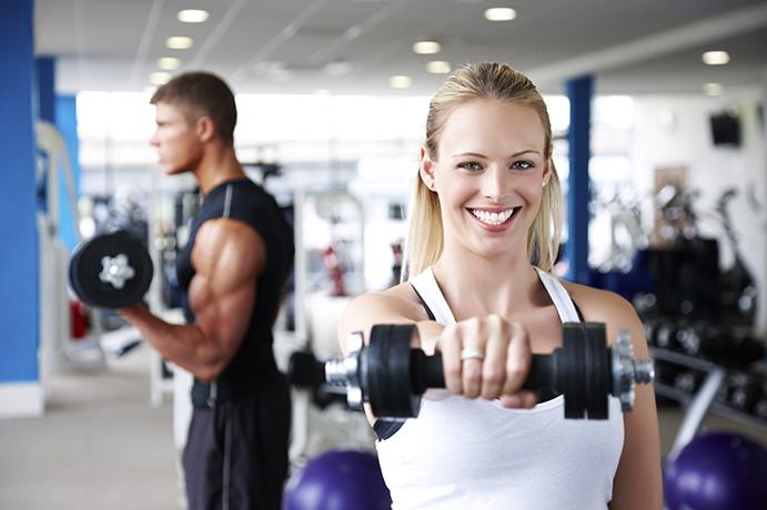 ¿Cuál es la mejor hora del día para ir al gimnasio?