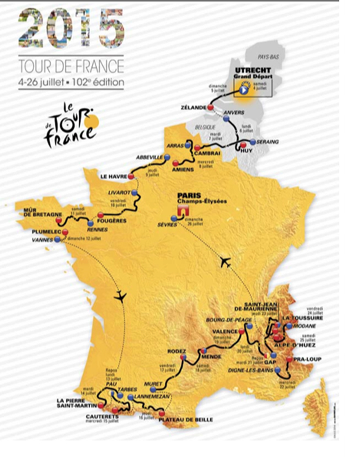 Probike celebra el Tour por todo lo alto