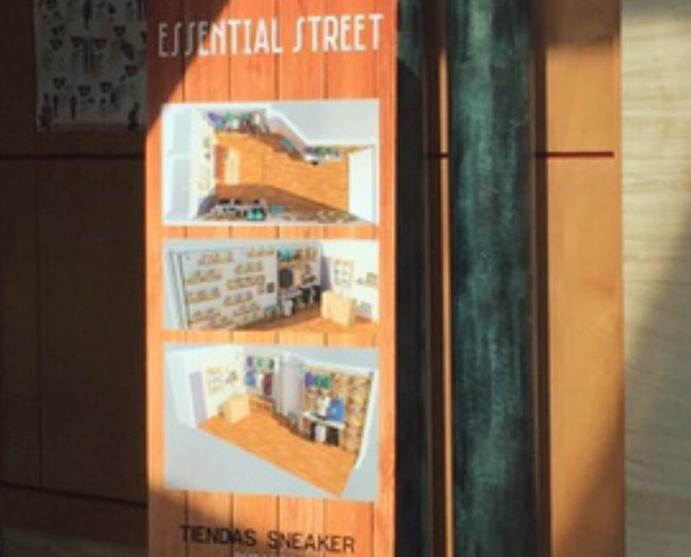 Deportes Cronos da luz verde a sus tiendas Essential Street