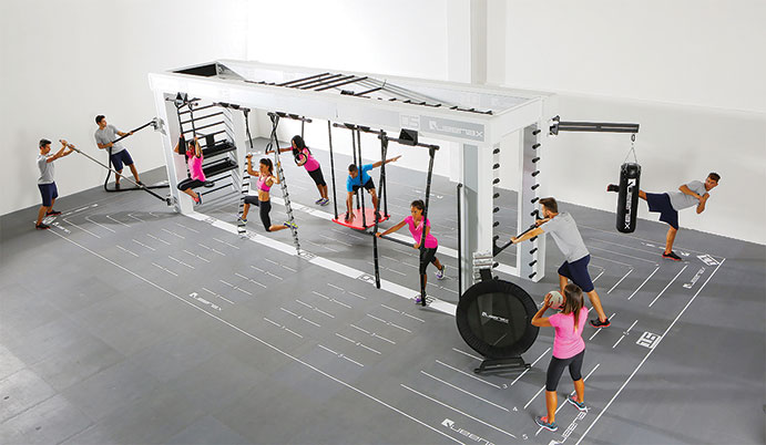 Amer Sports compra la marca de entrenamiento funcional Queenax