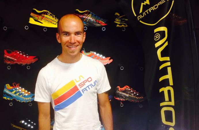 Miguel Caballero, nuevo team manager del equipo de mountain running de La Sportiva