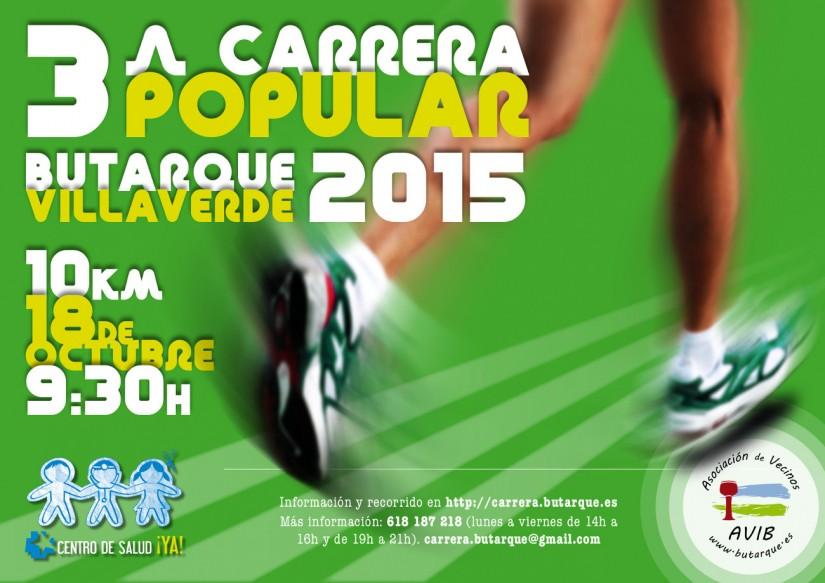 III Carrera Popular Butarque-Villaverde