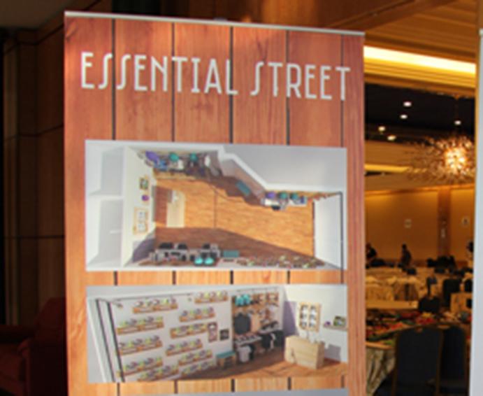 Deportes Cronos ultima la expansión de Essential Street