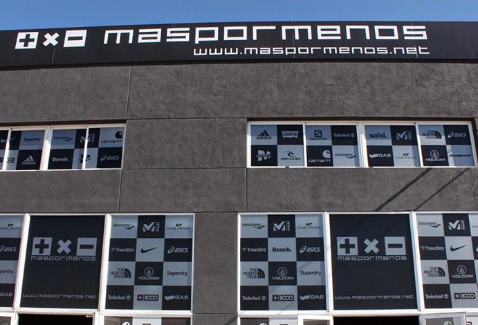 Más por Menos supera los 9.000 m2 dedicados al deporte tras abrir en Vilafranca
