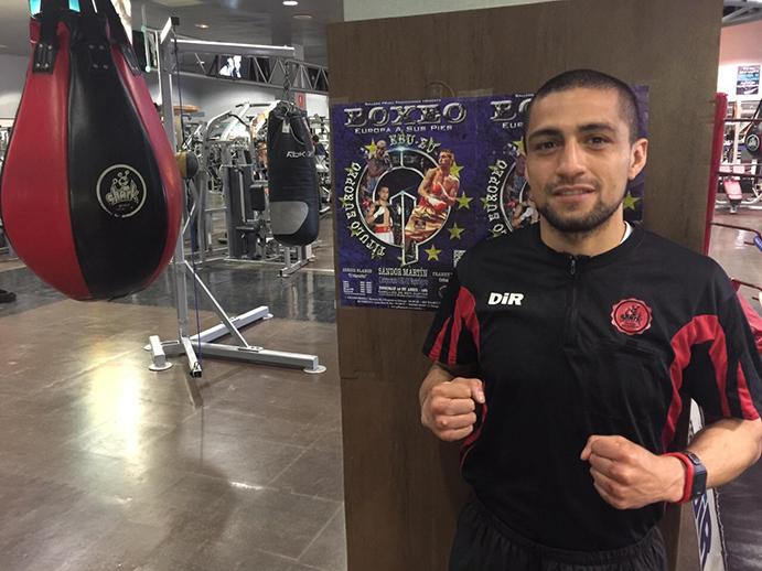 Puertas abiertas en DiR para ver entrenar a los mejores boxeadores