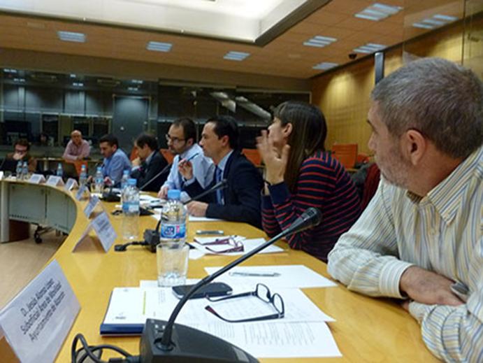 Primeras reuniones para desarrollar el Plan Estratégico de la Bicicleta