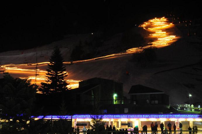 Baqueira ofrece más de 130 kilómetros esquiables esta Navidad
