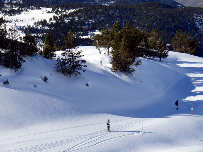 Baqueira Beret recibe 160.000 esquiadores esta Navidad