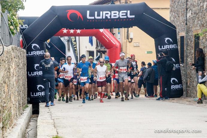 Lurbel se convierte en patrocinador principal de Madrid Tactika Trail 2016