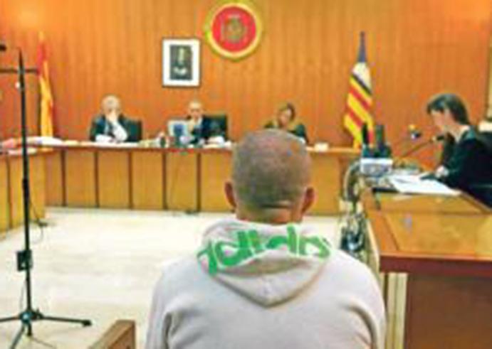 Condenado a dos años de cárcel por robar dos bicicletas en Palma