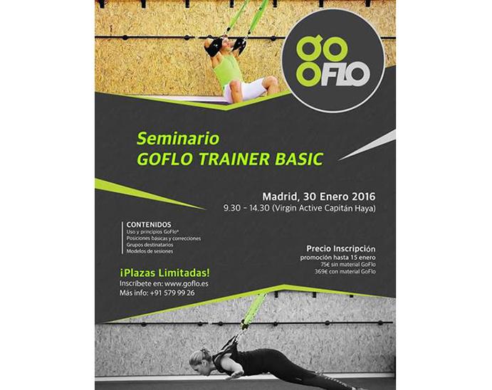 Nuevo Seminario de GoFlo Trainer Basic