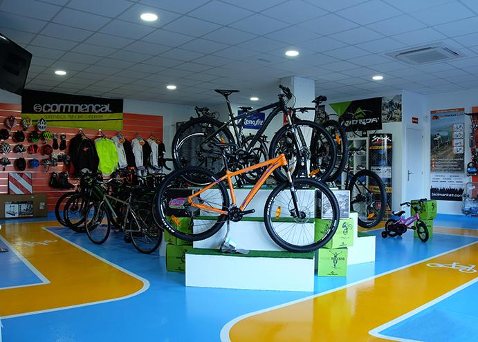 Bicimarket alcanza las 26 tiendas tras la última apertura en Madrid