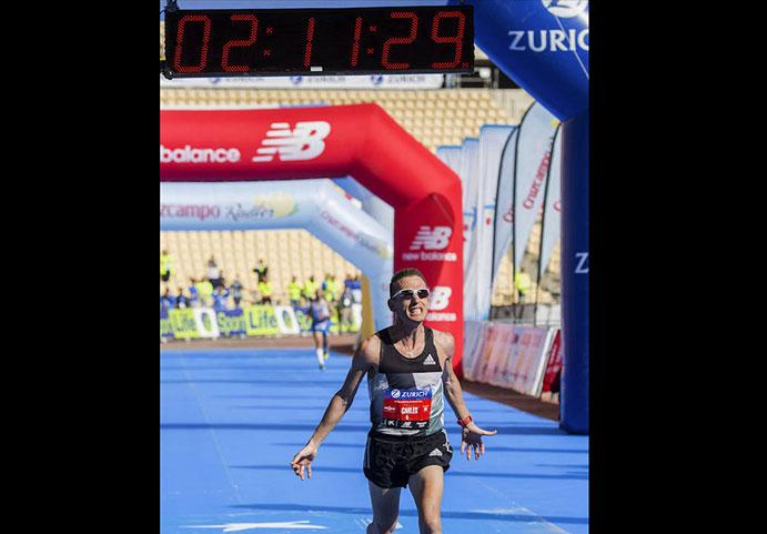 El Maratón de Sevilla deja récords y nuevos clasificados para los Juegos de Río