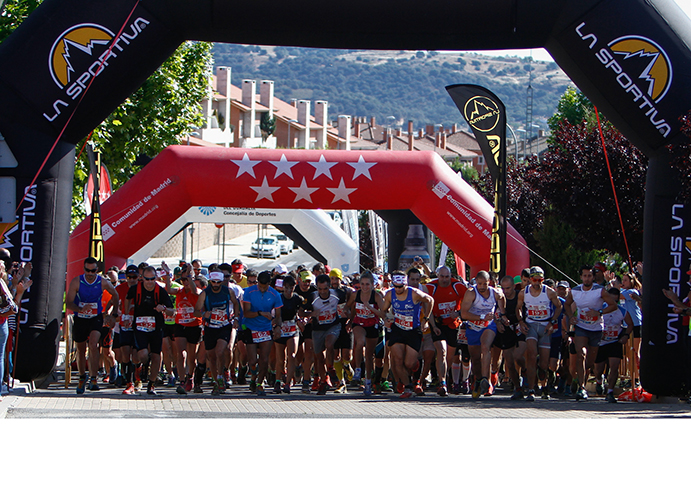 La Sportiva sigue apoyando el Circuito Madrid Tactika Trail