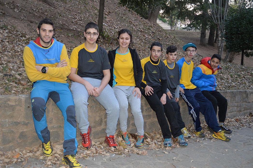 """Dani Tristany: """"Con el deporte y la montaña, los niños pueden volver a sentirse parte de la sociedad"""""""