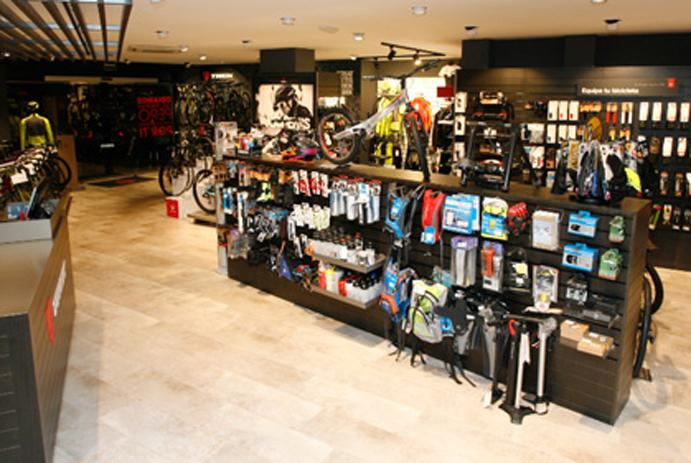 Los Trek Bicycle Stores superan los 7.000 m2 tras la última apertura en Guadix
