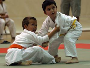 judo deporte de iniciación para niños y niñas