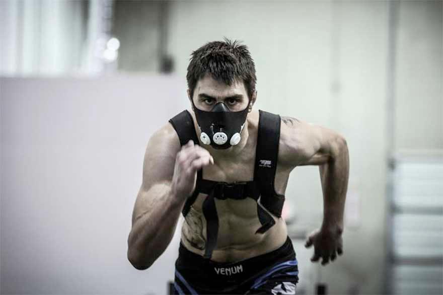 Entrenamiento en altura simulado: training mask vs entrenamiento en hipoxia