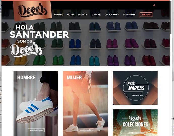 Forum Sport se suma a la 'fiebre sneaker' creando Dooers