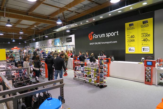 Forum Sport destina 300.000 euros a reformar su tienda de Leioa