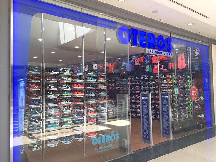 Oteros Training Store se afianza en Andalucía