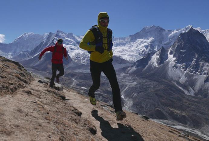 Lorpen acompañará a Ueli Steck en sus expediciones