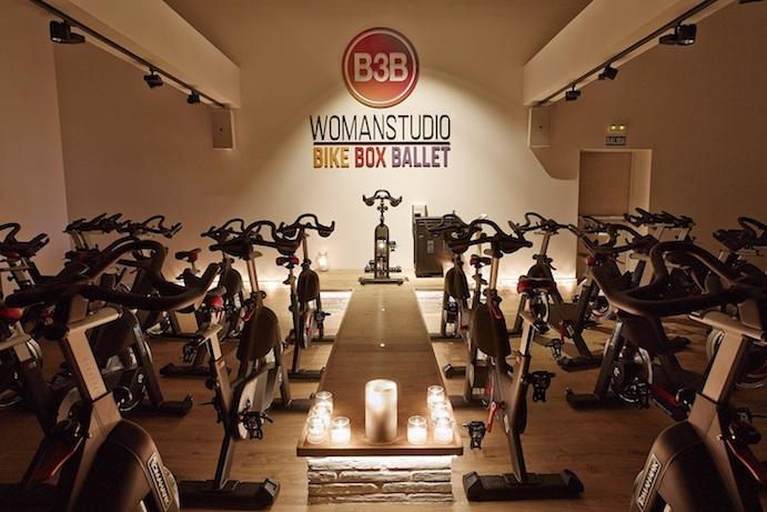 El nuevo gimnasio femenino B3B de Madrid aúna Bike, Boxeo y Ballet