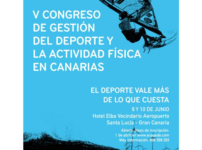 Acagede celebra el V Congreso de Gestión del Deporte en Canarias