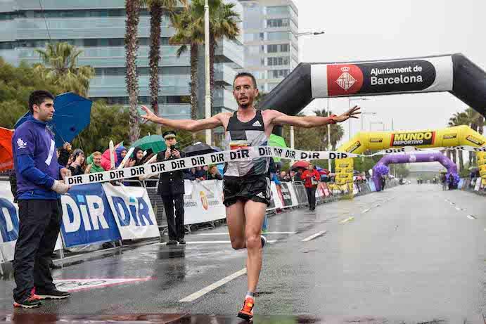 Carles Castillejo y Enka Viñas ganan la 4ª Cursa DiR Guàrdia Urbana