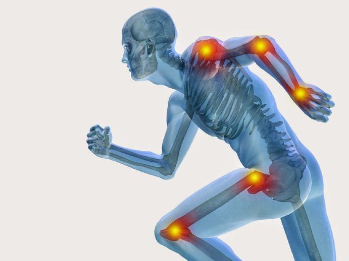 El ejercicio físico disminuye el dolor osteoarticular