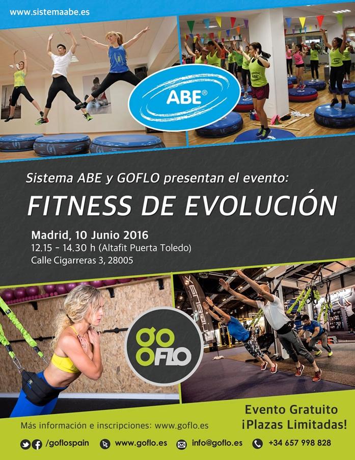 Valgo organiza Fitness de Evolución, una jornada gratuita en Madrid