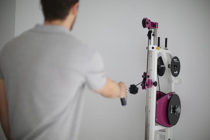 Ionclinics lanza un nuevo sistema de entrenamiento terapéutico