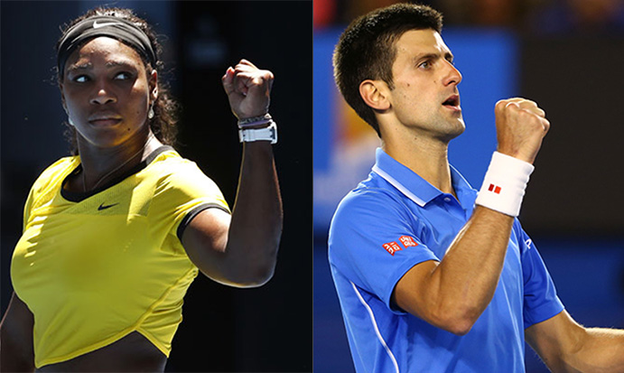 Nike domina el ránking de marcas del tenis profesional mundial