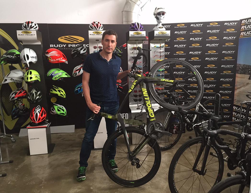 La división de ciclismo de Sportmed prevé crecer un 35% este año