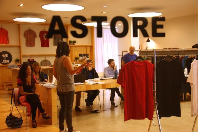 La colección primavera verano 2017 de Astore, presentada a su red comercial